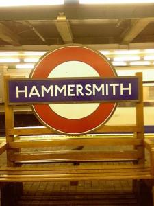hammersmithmanwithavan